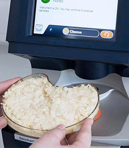 DairyScan - Analyseur pour le fromage