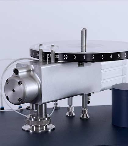Автоматична дискова пробовідбірна система Dumatec