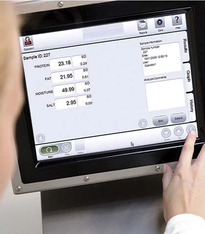 FoodScan Pro Fish analyser
