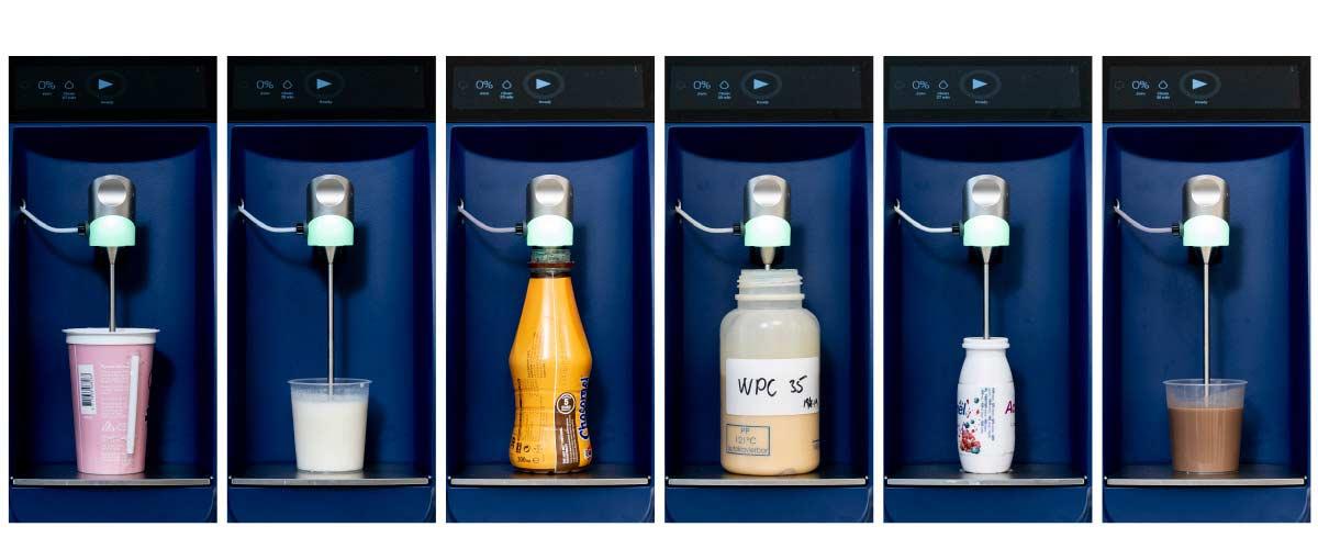 Используя MilkoScan FT3 вы можете проанализировать параметры самых различных молочных продуктов