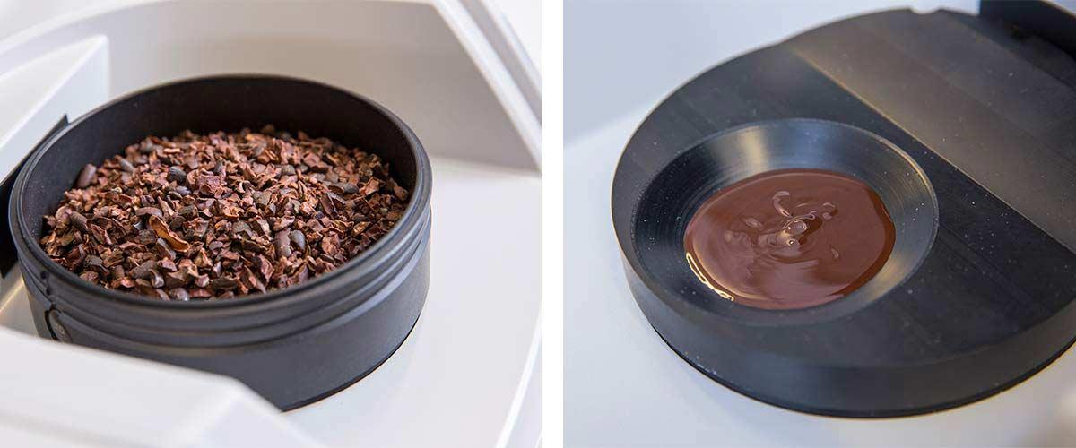 В NIRS™ DS2500 для какао и шоколада