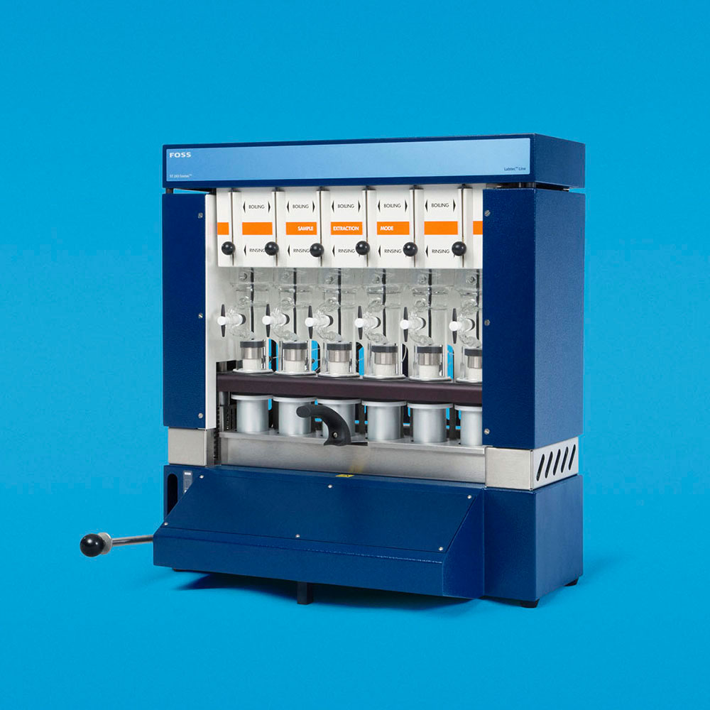 st 243 soxtec u2122 manual fat analysis system for crude and