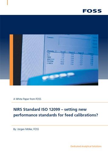 NIRS ISO 12099 White Paper frontpage