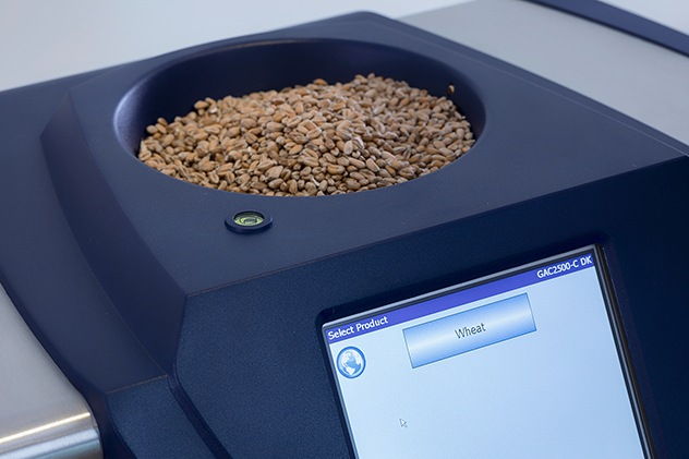 The FOSS GAC 2500-C moisture analyser has now received three