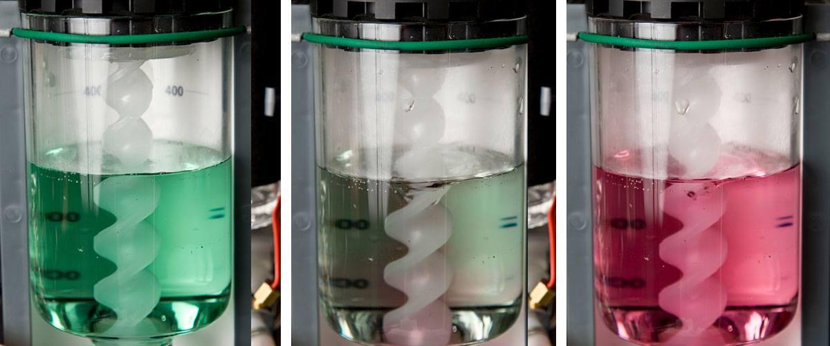 Kjeltec's titration system
