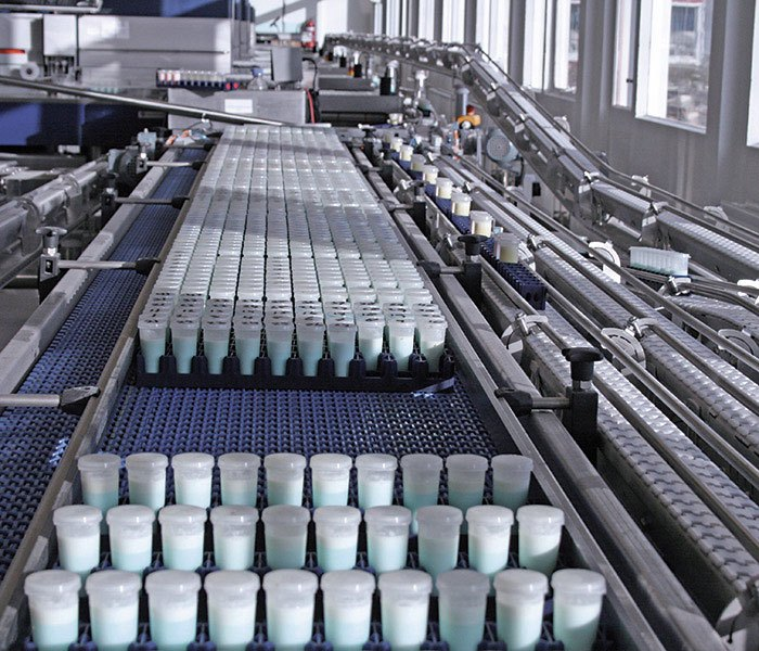 Automated sample handling