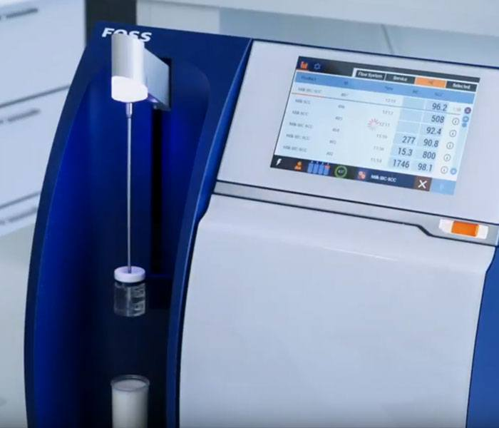 BacSomatic providing rapid screening of raw milk for both bacteria and somatic cell count in a single test
